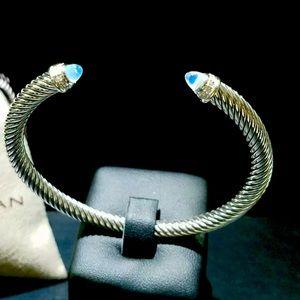 🍾 COMING SOON🍾David Yurman Moonstone Bracelet